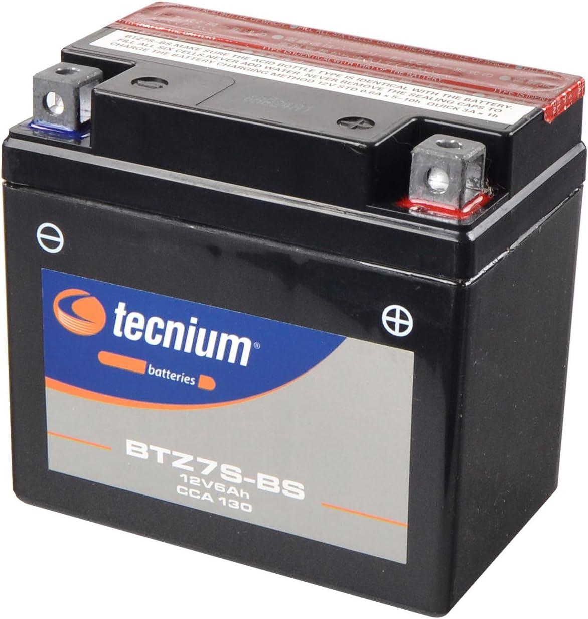 TECNIUM Batterie activ/ée usine BTZ7S//YTZ7-S//YTZ7S