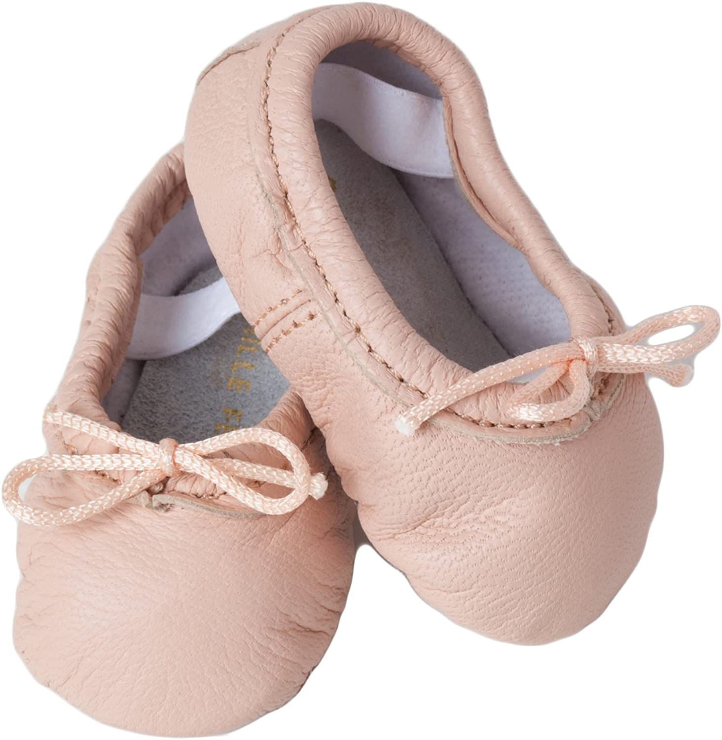 best selling save up to 80% lower price with Amazon.com: Baby Ballet Slippers (infant/toddler) - Prima Pink ...
