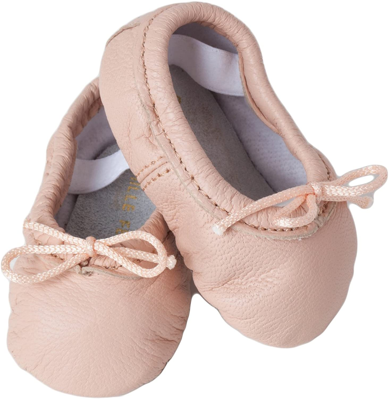 Girls Kids Baby Ballet Slippers Shoes Children Canvas Princess Flat Dance Shoes