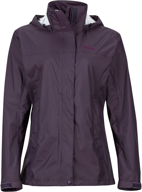Marmot Women's PreCip Jacket Nightshade Medium