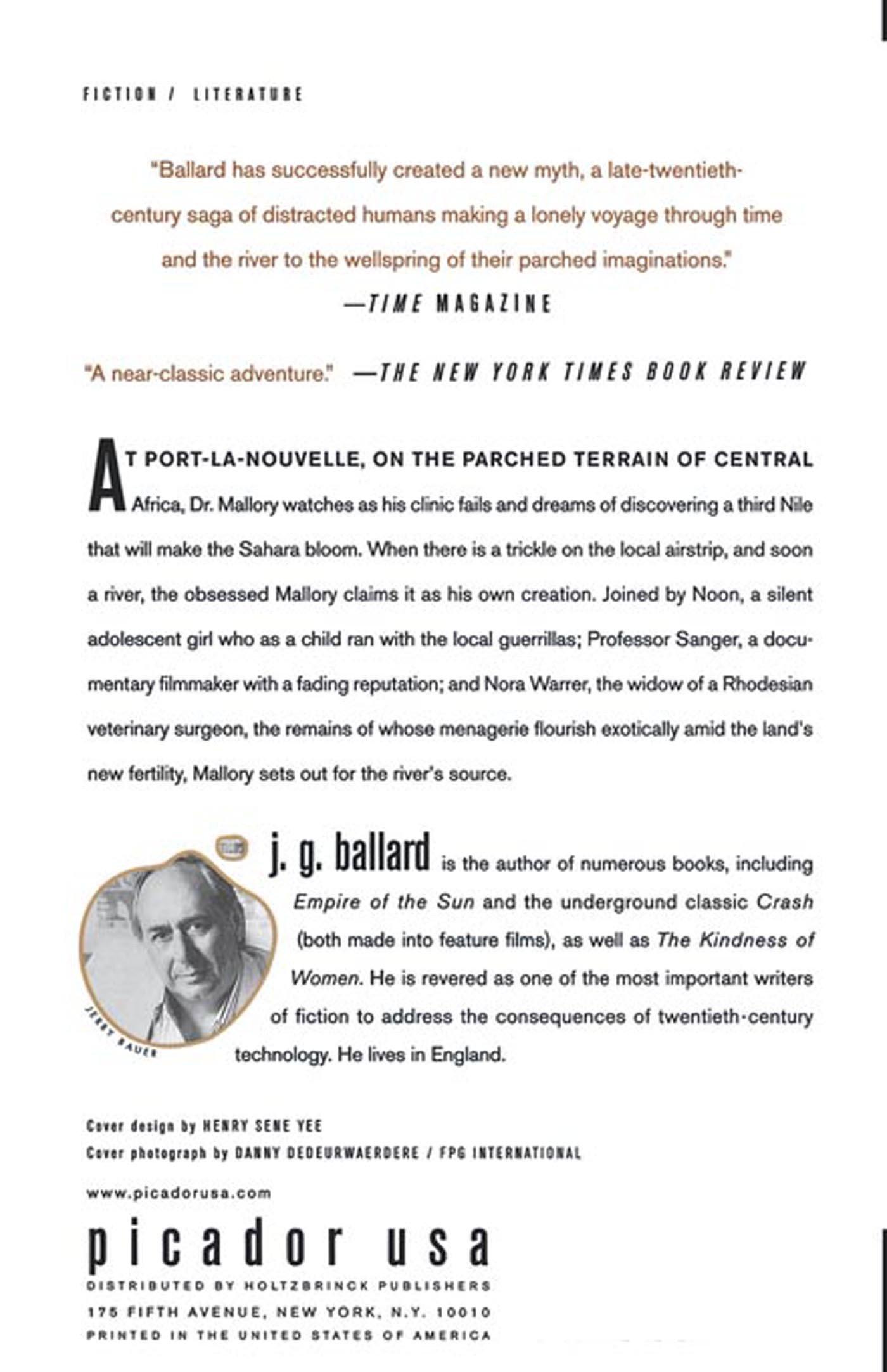 The Day Of Creation: A Novel: J G Ballard: 9780312421281: Amazon:  Books