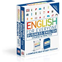 English for Everyone Slipcase: Business English Box Set: Course and Practice Books a Complete Self-Study Program