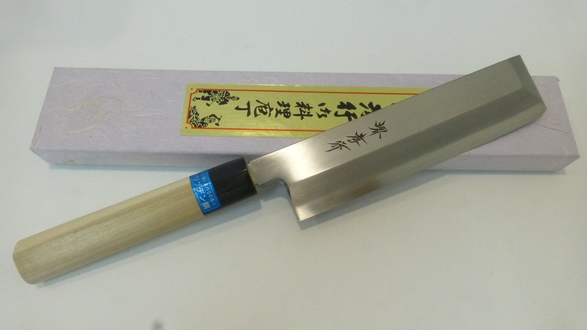Vegetable Usuba Knife 7.1''/180mm INOX by Sakai Takayuki