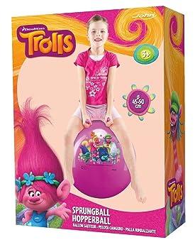 John GmbH - 59572 - Balón Saltador - tamaño 45 - 50 cm: Amazon.es ...