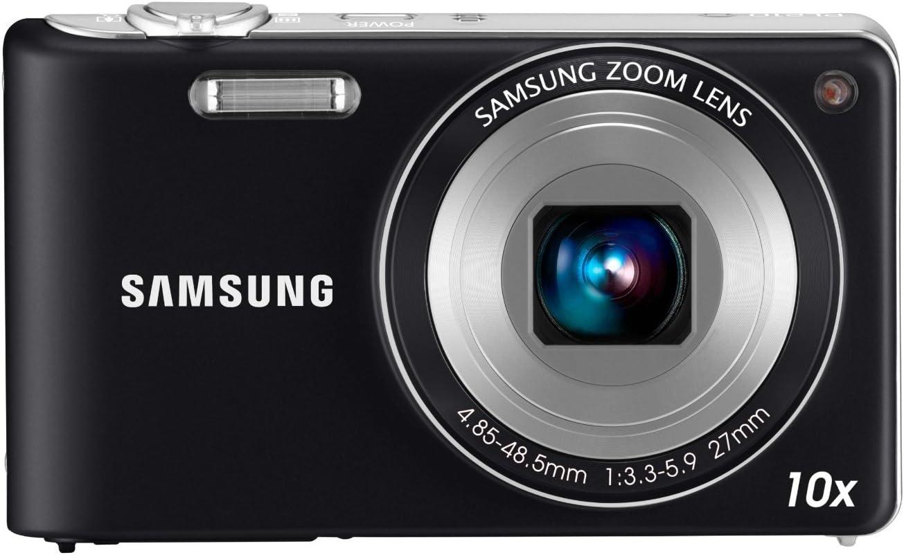 Samsung EC-PL210ZBPBE1 - Cámara Digital Compacta 14.2 MP, Pantalla LCD 3 Pulgadas, 10x Zoom Óptico, Color Negro: Amazon.es: Electrónica