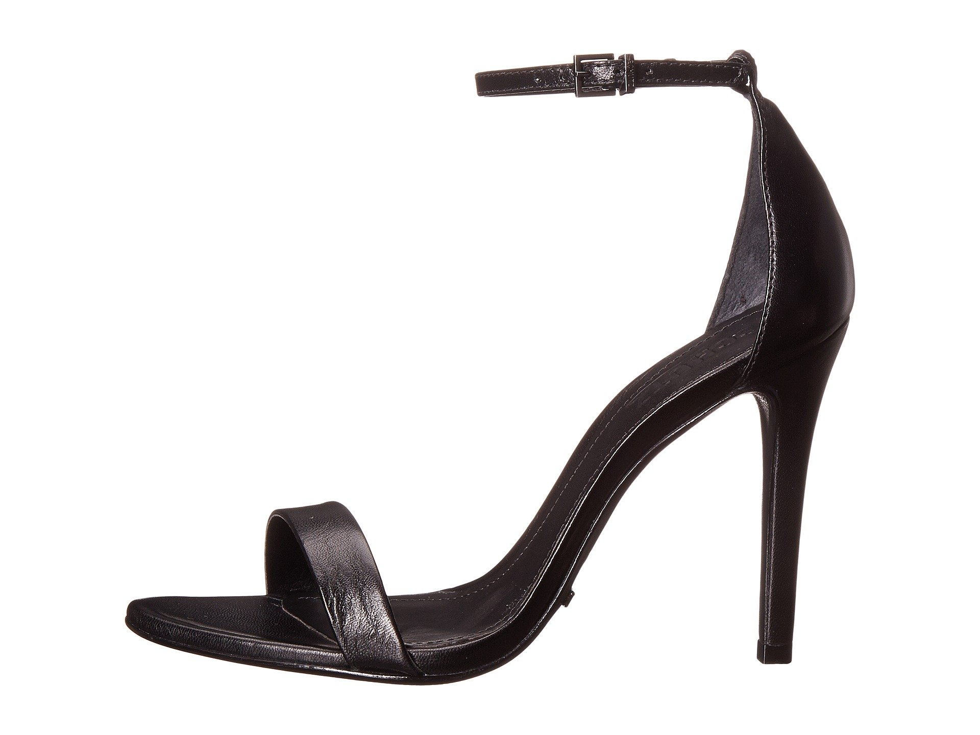 Schutz Women's Cadey-Lee Black 1 9 M US by SCHUTZ (Image #6)