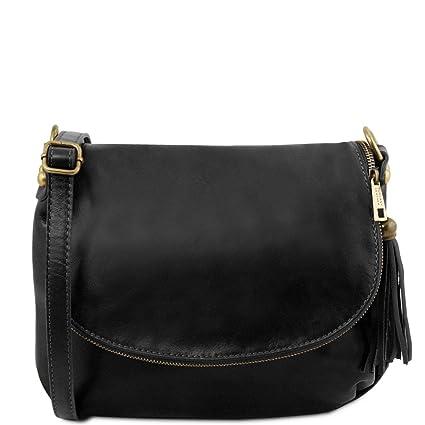 Amazon.com: Tuscany Leather TL Bag – Bolso bandolera de piel ...