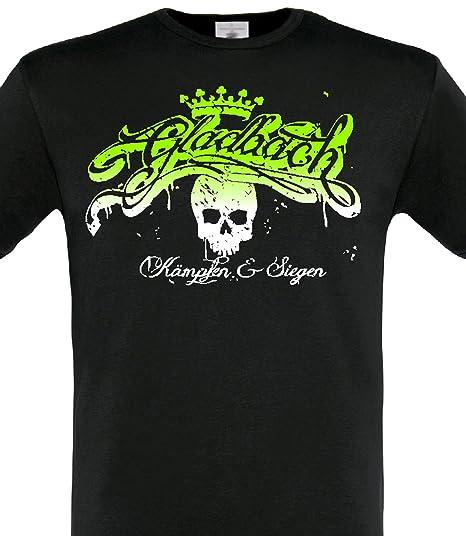 T Shirt Pour Les Fans Du Gladbach Ultras Monchengladbach Style