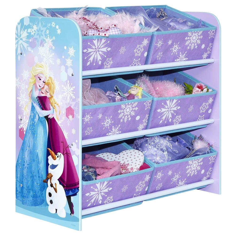 Eiskönigin Kinderzimmer - Disney Frozen Spielzeugkiste