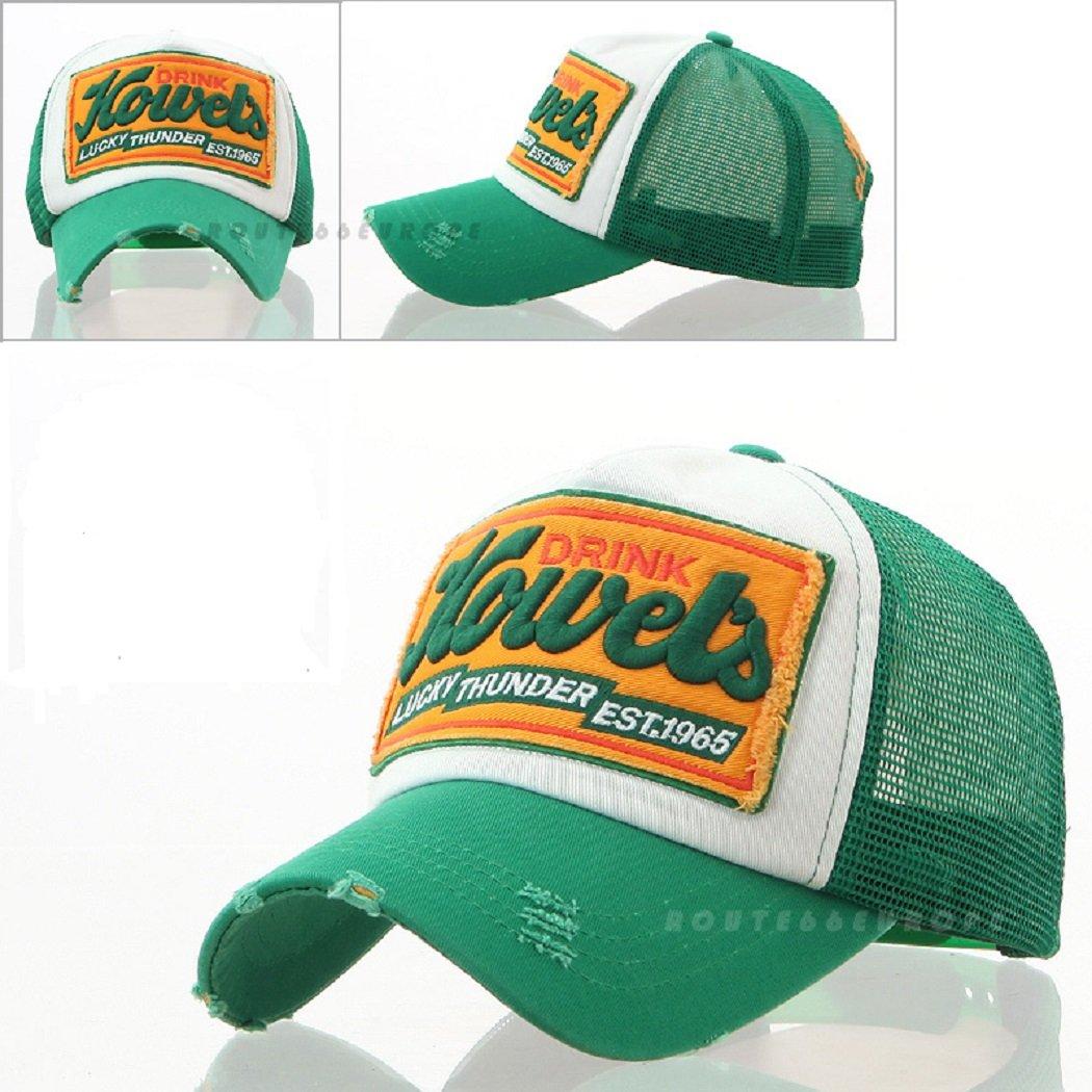 plus récent bonne vente de chaussures meilleur pas cher Distressed Vintage Mesh Cap/Trucker cap / Baseball Cap ...