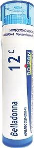 Boiron Belladonna 12C, 80 Pellets, Homeopathic Medicine for Fever