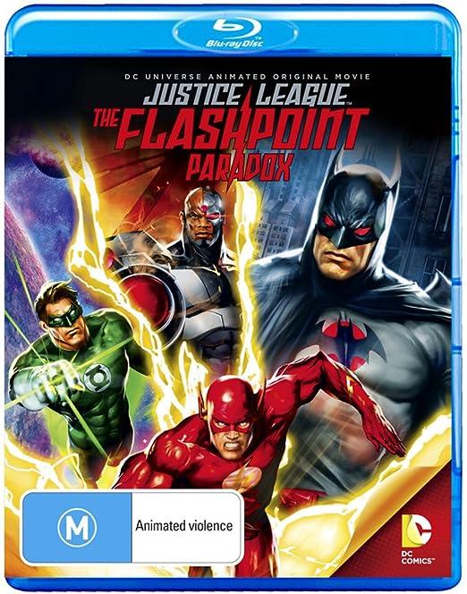 Justice League - The Flashpoint Paradox: Amazon.es: Cine y ...