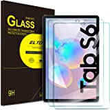 ELTD Screen Protector for Samsung Galaxy TAB S6,Easy Installation,Bubble Free,Anti-Scratch, Full Coverage Protector Tempered Glass Protectors for Samsung Galaxy TAB S6-2pack