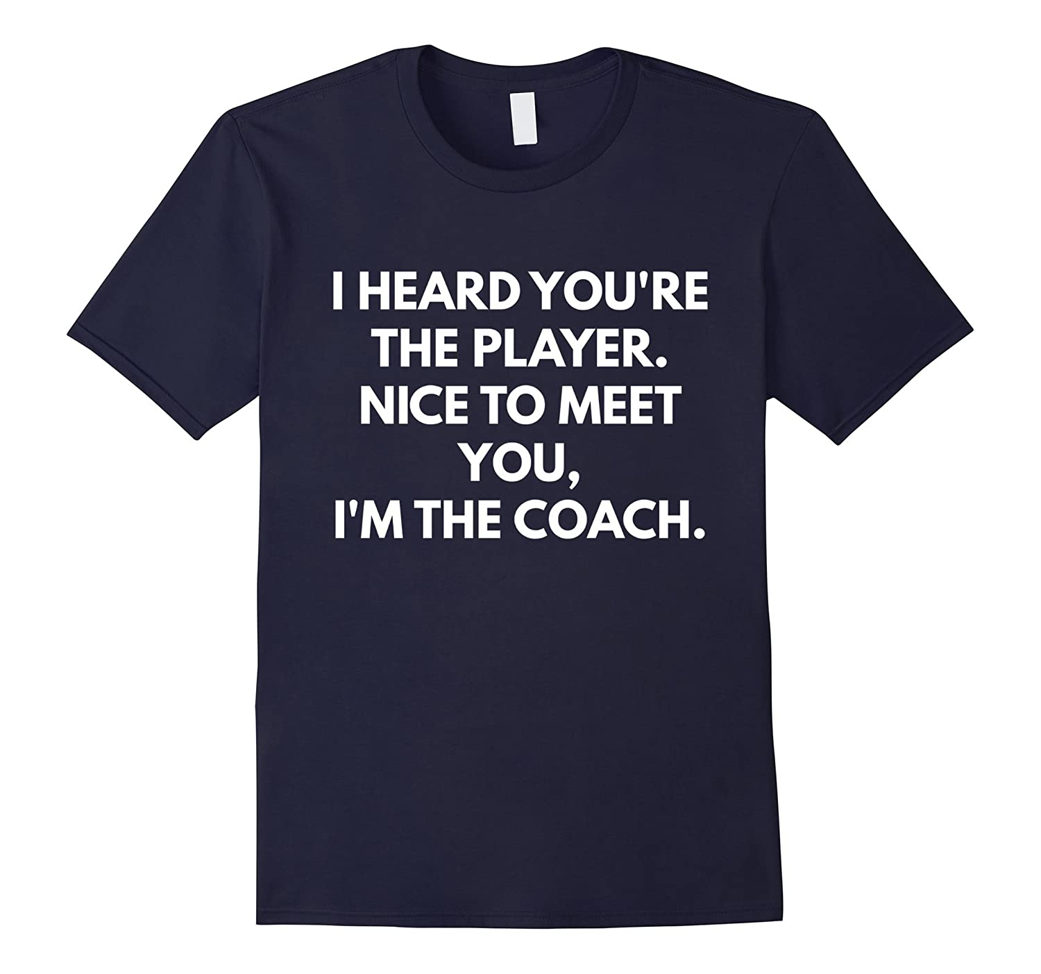 I Heard Youre The Player Nice To Meet You Im The Coach-CD