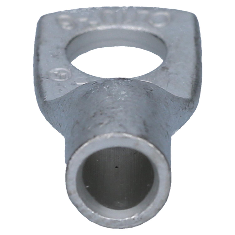 M6 M8 M10 Rohrkabelschuhe 10 mm² unisoliert Kupfer-terminal kabelverbinder