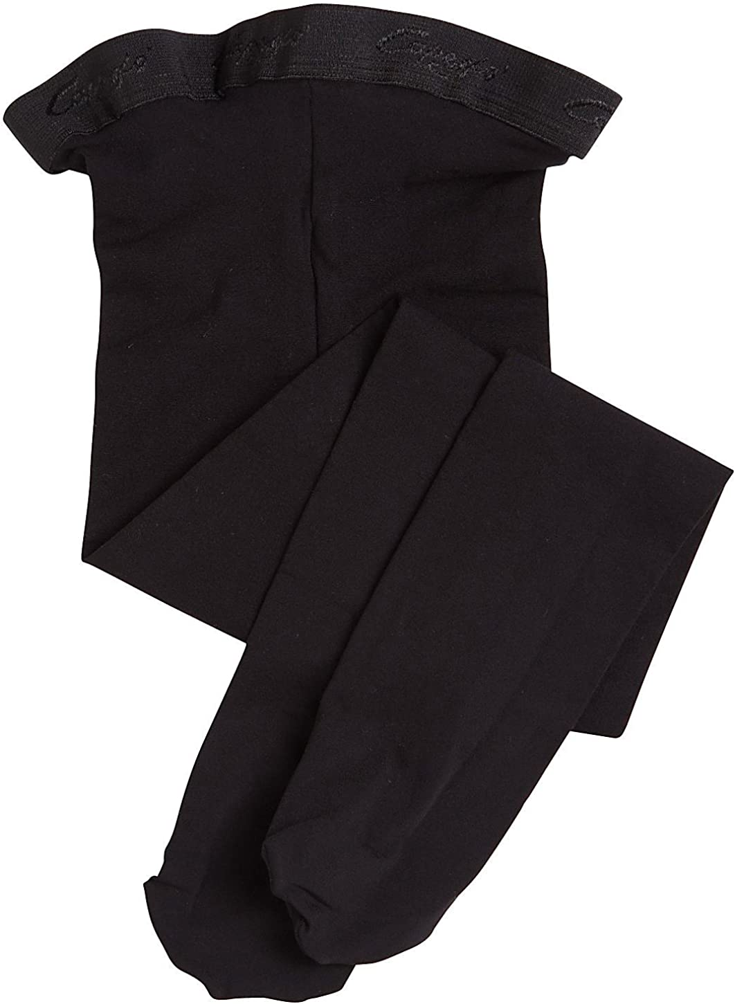 Capezio Girls' Ultra Soft Transition Tight, BLACK, One Size (8-12): Tights: Clothing