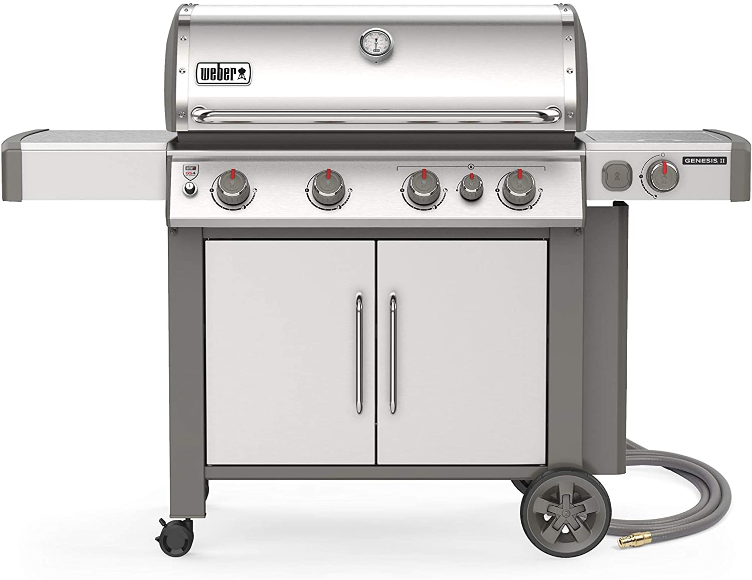 Weber-Stephen Company Genesis II S-435 Natural Gas Grill review