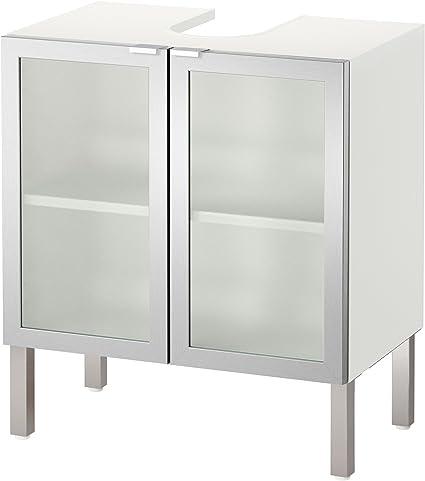 Zigzag Trading Ltd Ikea Lillangen Meuble Sous Lavabo 2 Portes En Aluminium Lot De 5 Amazon Fr Cuisine Maison