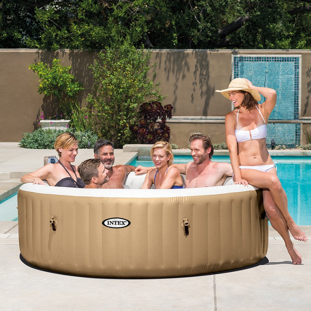 How to use Inflatable Hot Tube? | Mar De Grises