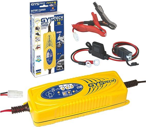 Gys Batterie Ladegerät Gystech 3800 12v 3 8a 70w Auto