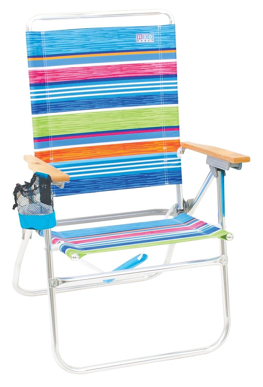 Rio Beach Hi-Boy Beach Chair