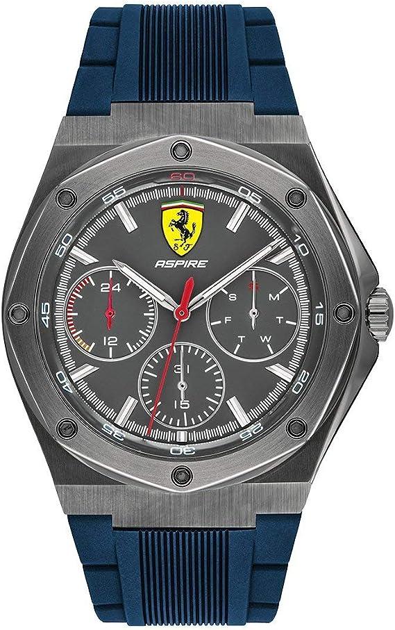 Ferrari Watch 0830604 Amazon De Uhren