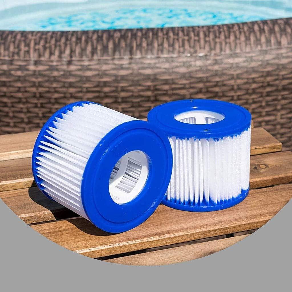 Easy Set Pool Filter Cartridges Pool Pump Filter Cartridge Inflatable Swimming Pool Spa Filter Cartridge YueLove Swimming Pool Pump Replacement Cartridge Type I//Type B//Type H//Type D//Type VI