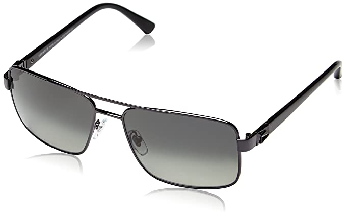 71a71bd3815ef Versace - Gafas de sol Wayfarer VE 2141 Pop Chic Greca Pazza