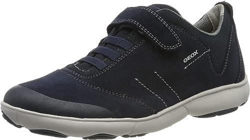 Geox Boy's J Nebula Low-Top Sneakers