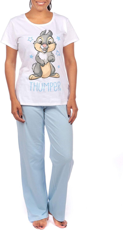 Disney Pijama para Mujer Tambor Azul X-Large: Amazon.es: Ropa