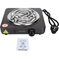Electric Cooking Hot Plate (Black)