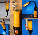 8hr Magnetic Flashlight, Mechanic Work Light, USB