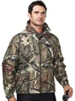 Tri-Mountain Men's Realtree Oak 3-Season Hunting Jacket