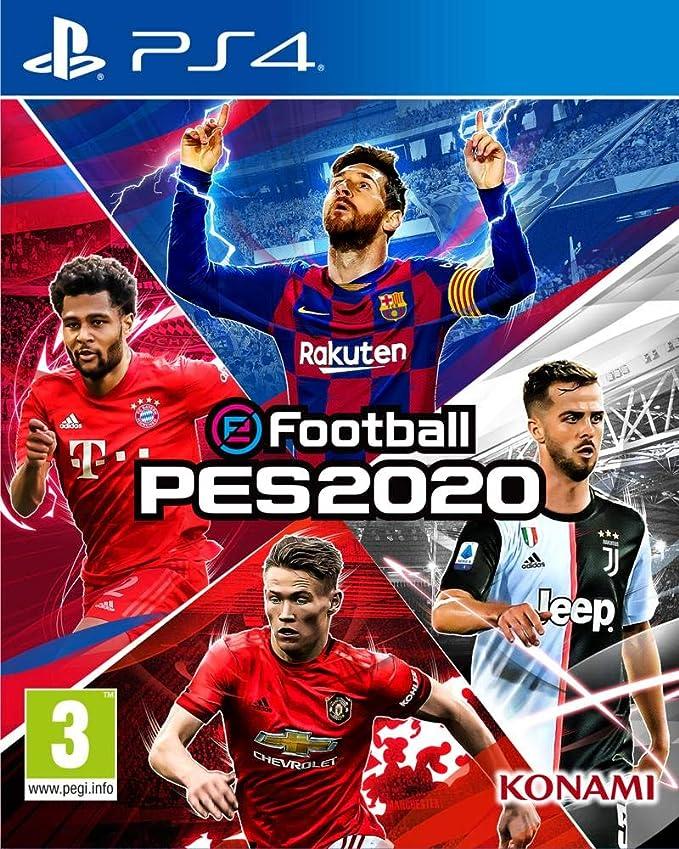 eFootball PES 2020 [Importación francesa]