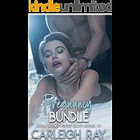 Pregnancy Bundle: Alpha Daddies Fertile Brats Books 1-3: Possessive Older Men, Teasing Younger Women, Taboo Menages, and…