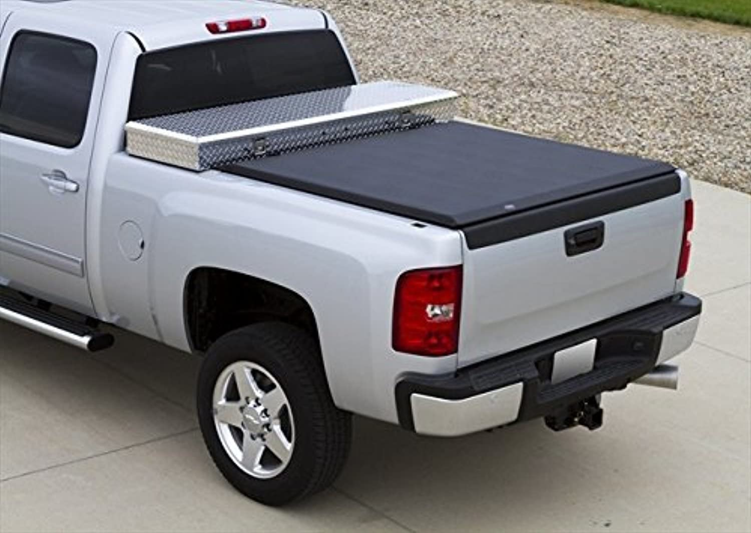 Amazon Com Access 62309 Tool Box Edition Roll Up Tonneau Cover