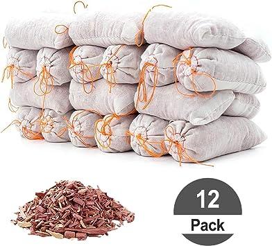 Amazon.com: HomeDo - Bolsas de cedro para armarios y cajones ...