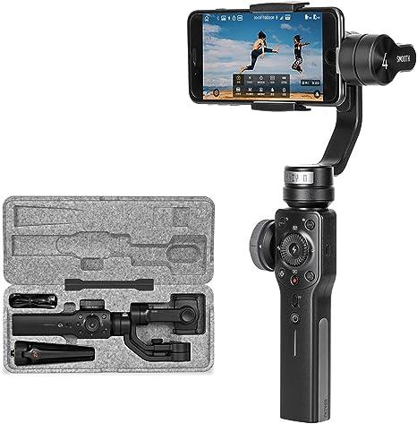 Zhiyun Smooth 4 3-Eje Gimbal Estabilizador Para Smartphone iPhone ...