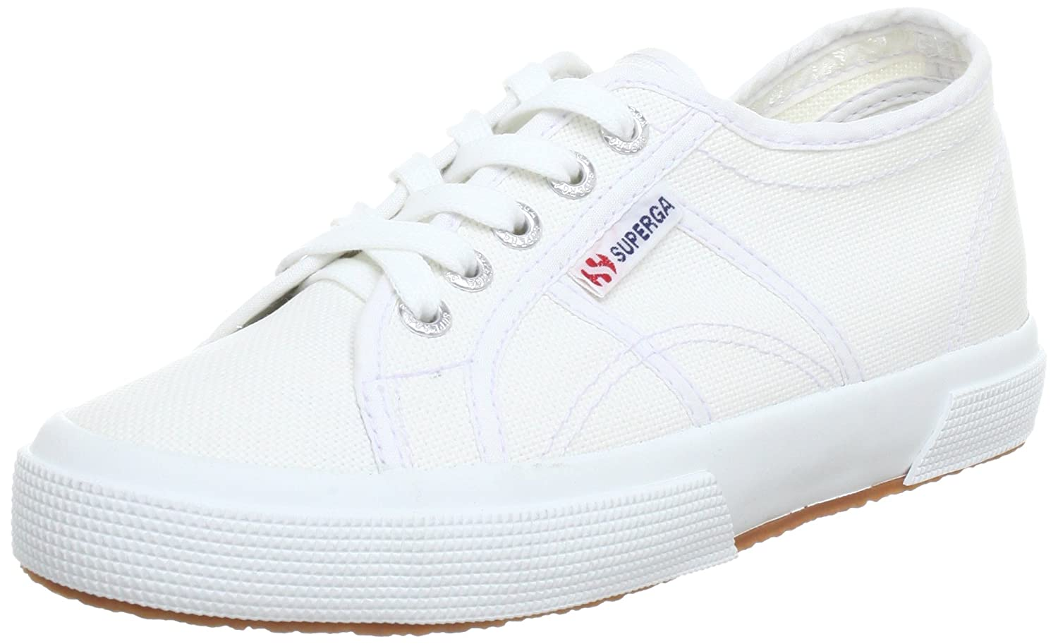 Superga 2750 COTU Classic, Zapatillas Unisex Adulto 43 EU|Blanco (White)