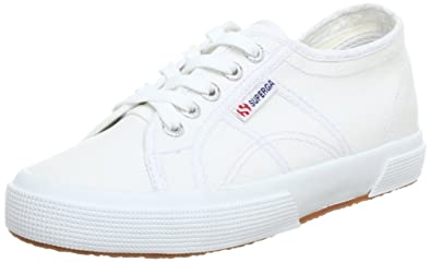 Superga Unisex-Erwachsene 2750-Plus Cotu Pumps, Wei, 35 EU