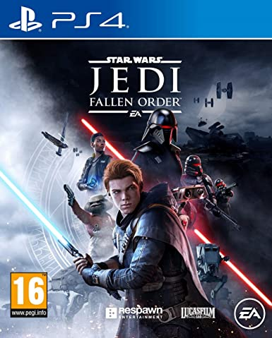 Star Wars Jedi: Fallen Order - PlayStation 4 [Importación inglesa ...