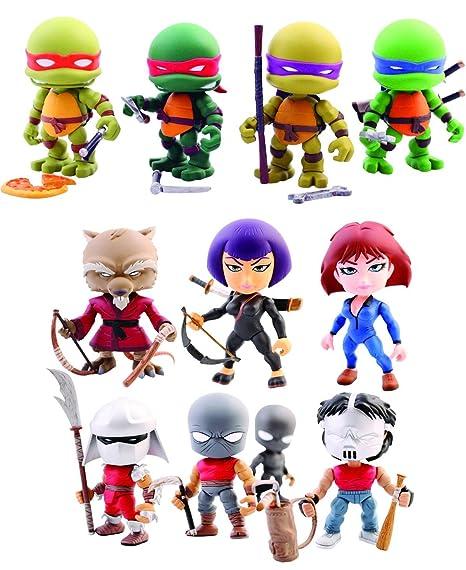 The Loyal Subjects Teenage Mutant Ninja Turtles Wave 1 ...