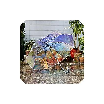 estilos frescos detalles para calidad y cantidad asegurada Modis Tous Paraguas holográfico de plástico de PVC para ...