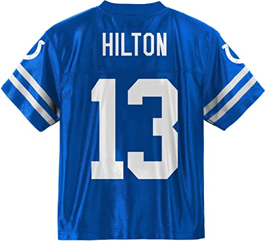 indianapolis colts home jersey color