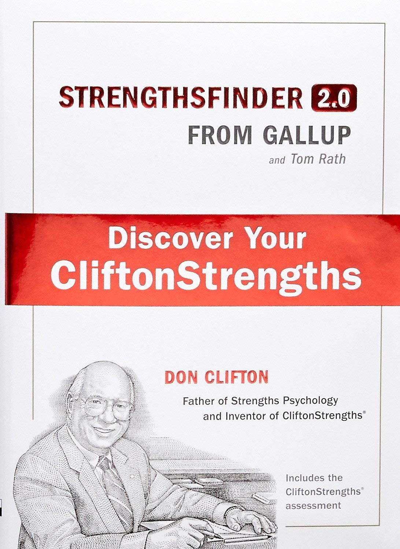 StrengthsFinder 2.0 by Gallup Press