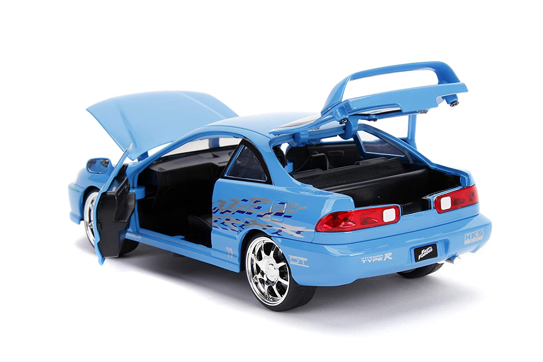 Voiture Miniature de Collection Bleu 30739BL Jada Toys