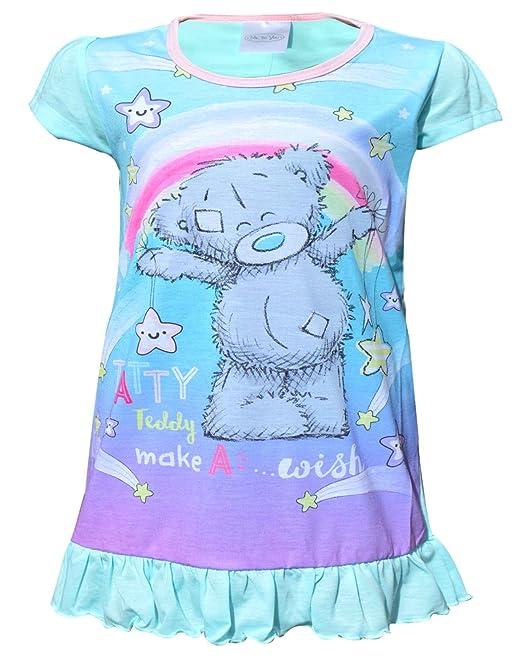 Tatty Teddy - Pijama - para niña rosa rosa 3-4 Años