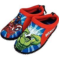 Avengers Sandalias Zapatos de Agua para Niños, Escarpines Antideslizantes, Zapatos de Playa Deportes Acuáticos…