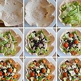 2 Quick Easy Tortilla Maker Taco Bowl Press Shell