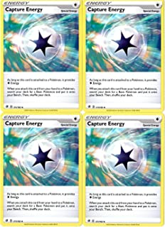 product image for Pokemon - Capture Energy - Rebel Clash x4 Card Playset - 171/192 Uncommon